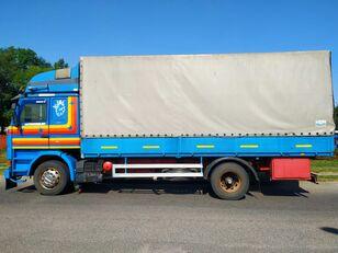 SCANIA 143 camión toldo