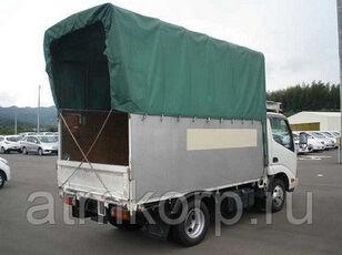 HINO Dutoro camión toldo