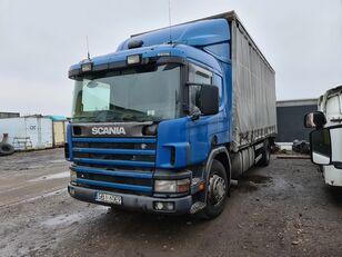 SCANIA 94D260 Exportamos a Paraguay camión toldo