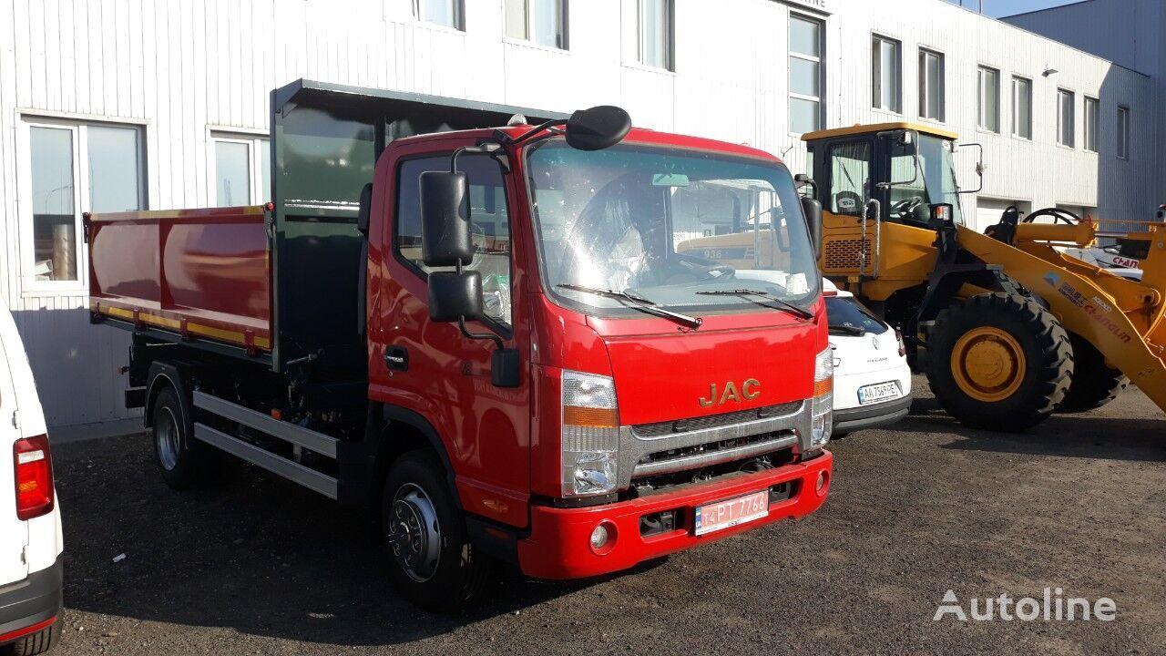 JAC N82 camión volquete nuevo