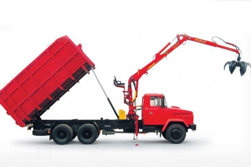 camión volquete KRAZ 65053 lomovoz