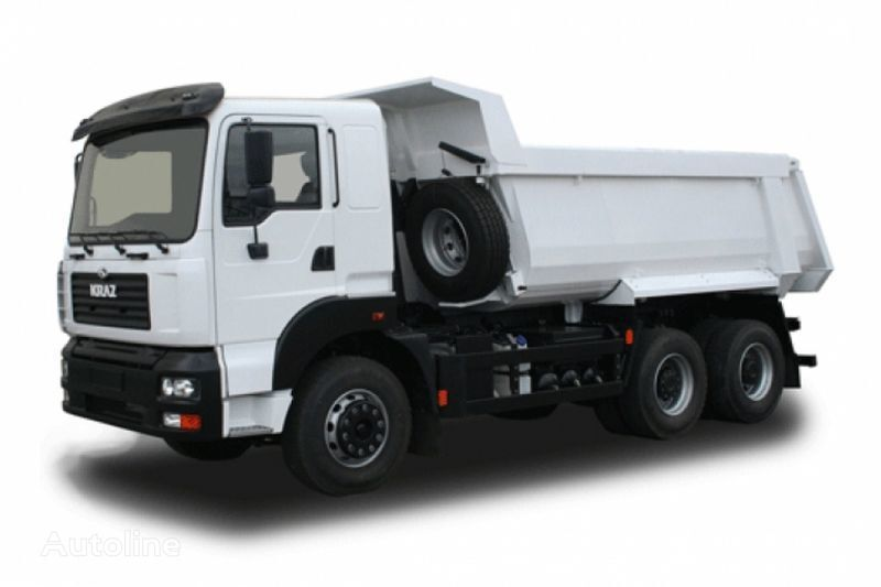 camión volquete KRAZ C26.2M