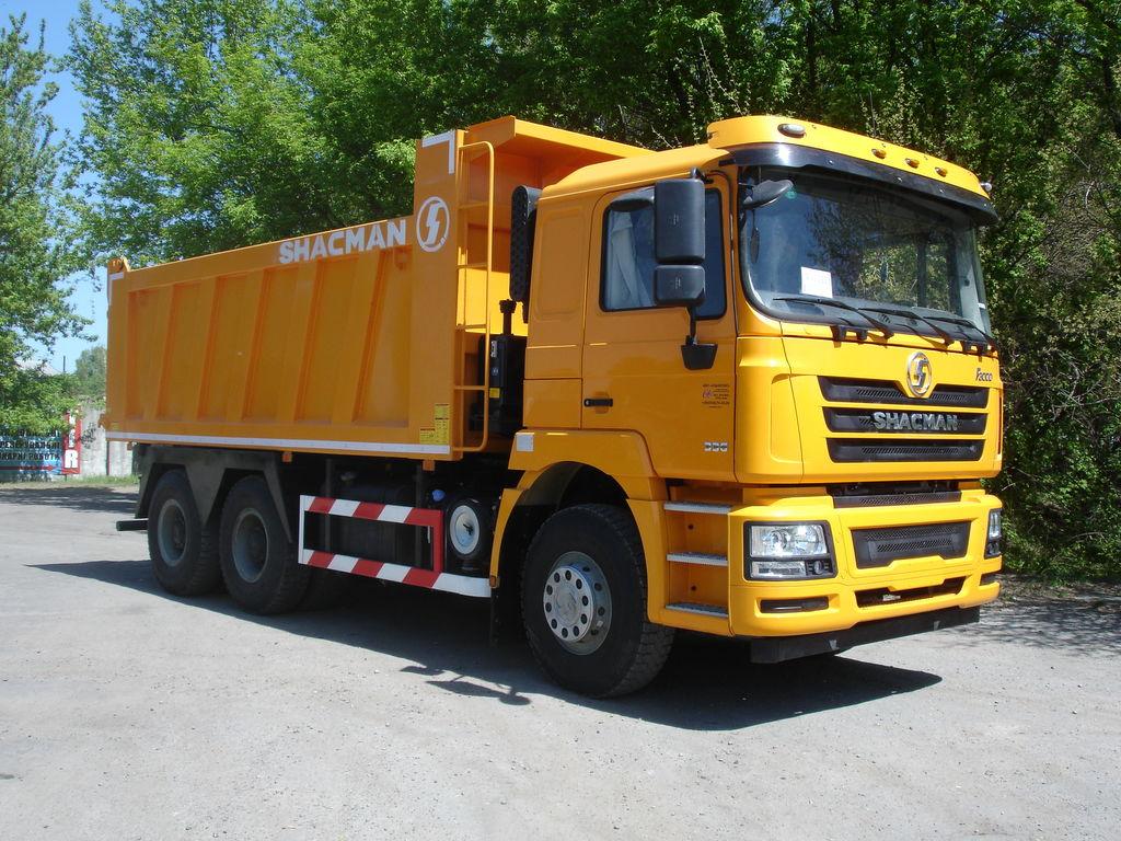 SHACMAN SHAANXI F3000  camión volquete nuevo