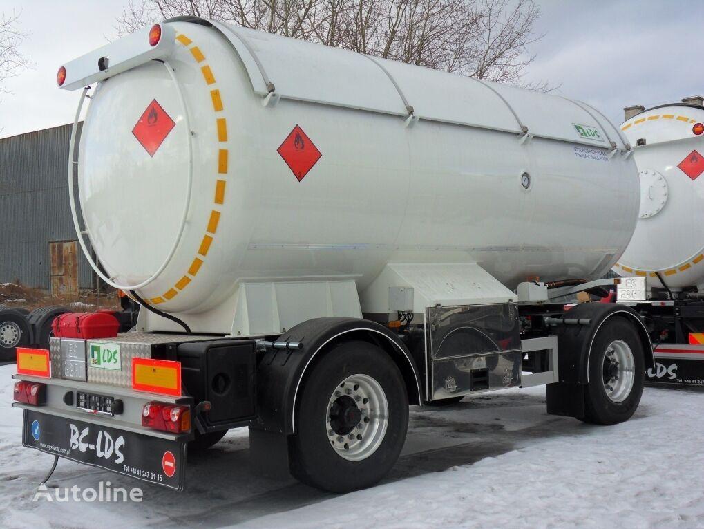 cisterna de gas BC LDS PCG-19 nueva