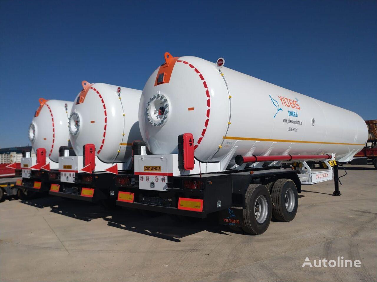 cisterna de gas YILTEKS Trailer LPG nueva