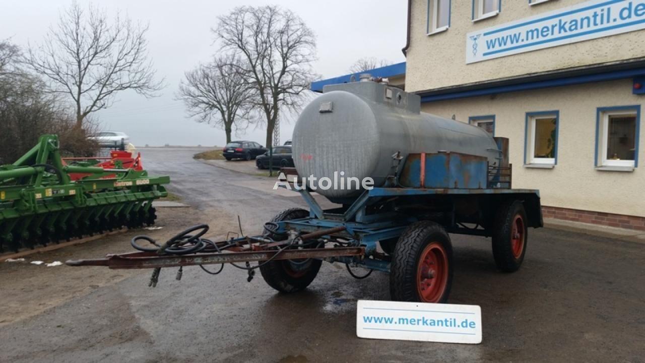 FORTSCHRITT Tankanhänger / Wasserwagen cisterna