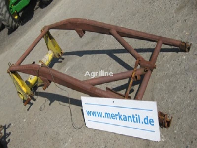 FORTSCHRITT RS09 cargador frontal montado