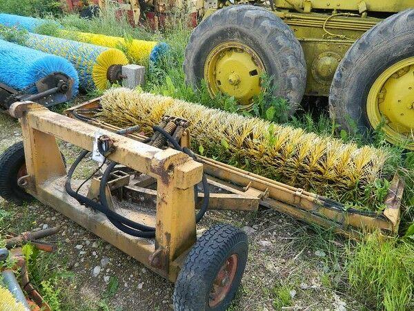 Cita tehnika Traktora birste cepillo industrial