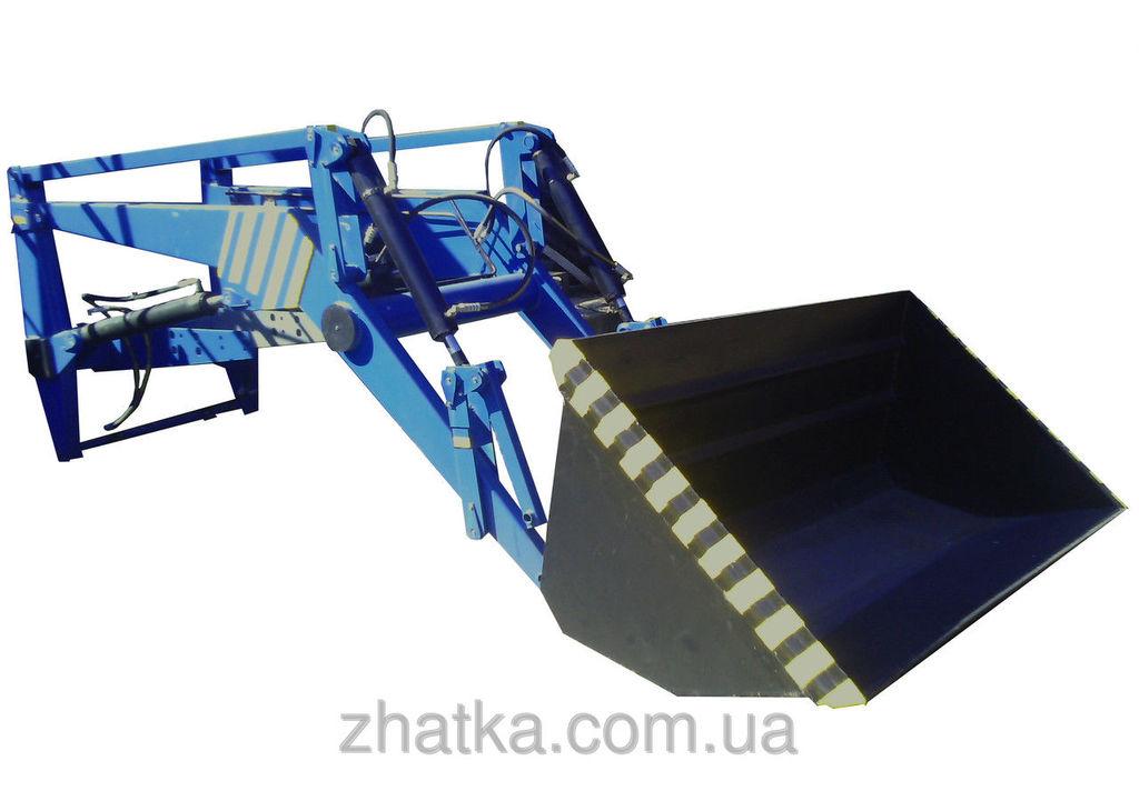 PFU-1200 pala para tractor nuevo