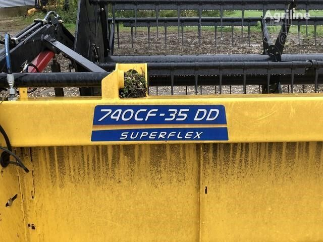 NEW HOLLAND 740CF-35DD Flex cabezal de grano