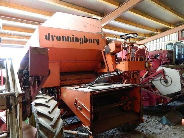 DRONNINGBORG 1200 cosechadora de cereales