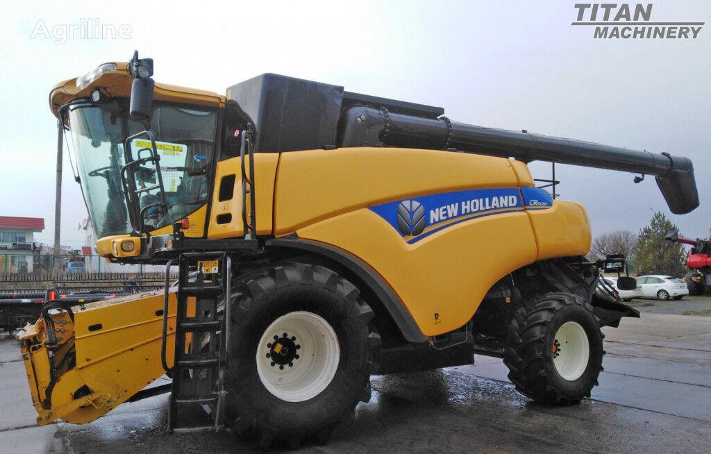 NEW HOLLAND CR9080 cosechadora de cereales