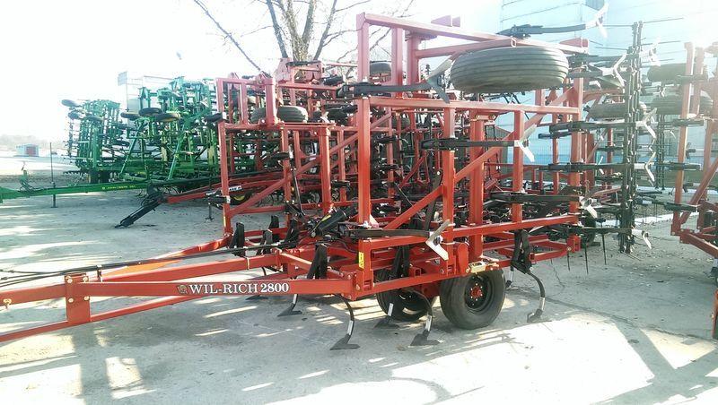 cultivador WIL-RICH 2800 + Katki