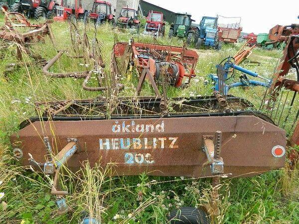 Cita tehnika Heublitz 200 rastrillo hilerador