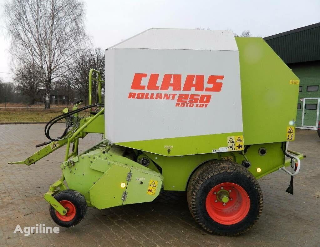 CLAAS Rollant 250 Roto Cut rotoempacadora