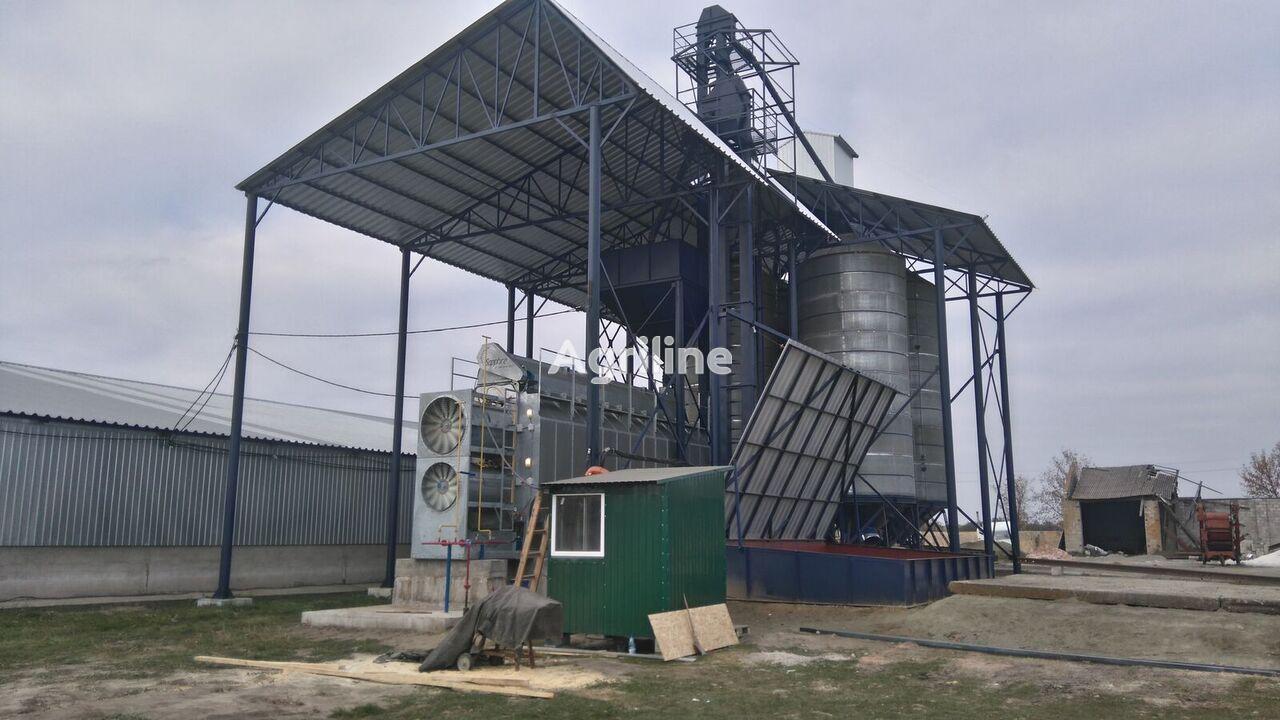Zernosushilka, ZAV, Elevator secador de grano nueva