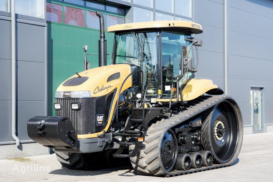 CHALLENGER MT 765 tractor de orugas