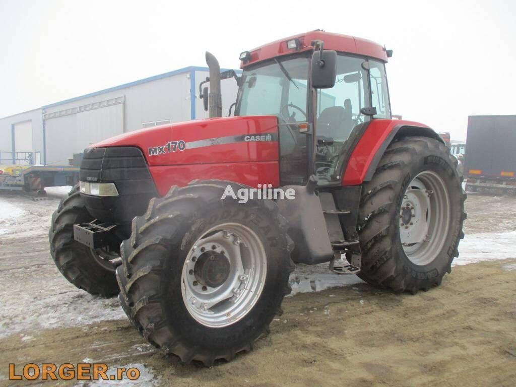 CASE IH MX 170 tractor de ruedas