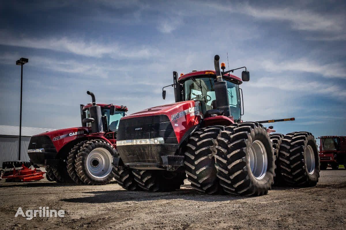 CASE IH Steiger 500 tractor de ruedas nuevo