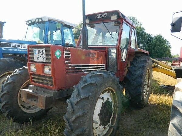 FIAT 980 DT tractor de ruedas