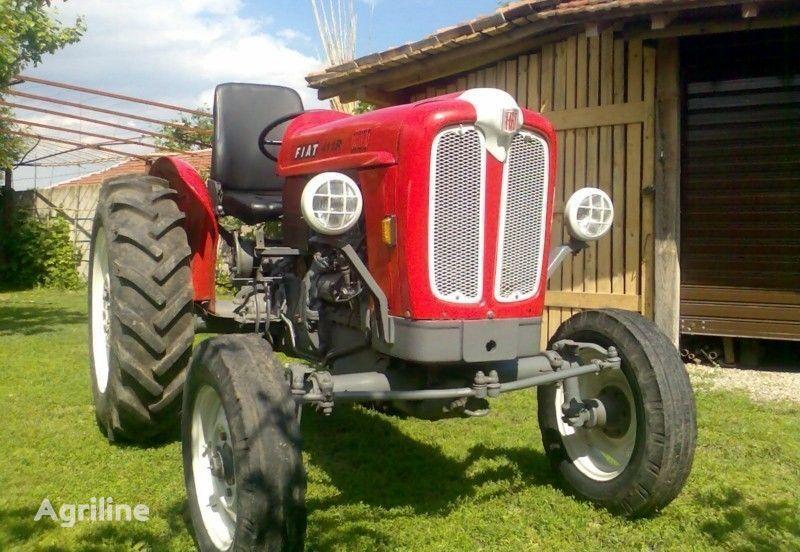 FIAT FIAT 411R Tractor tractor de ruedas