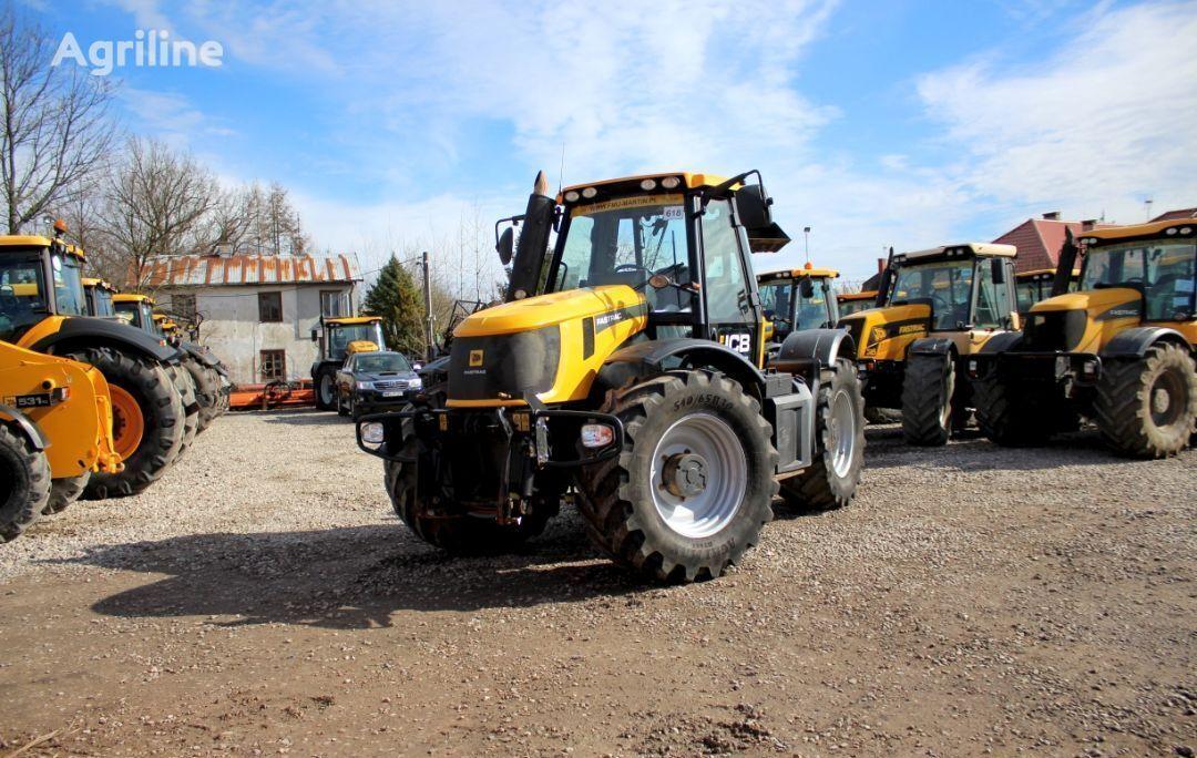 JCB FASTRAC 2170 tractor de ruedas