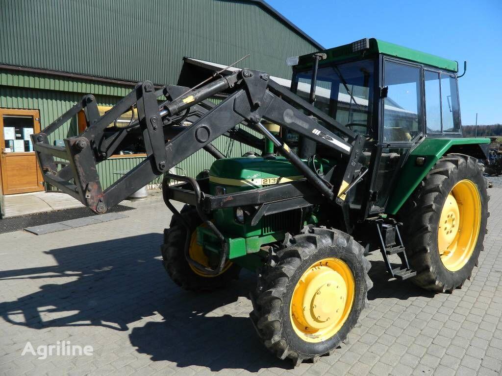 JOHN DEERE 2130 tractor de ruedas