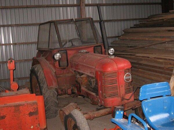 VOLVO BM T22 tractor de ruedas