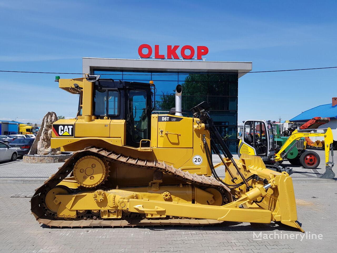 CATERPILLAR D6T LGP 22,8 t dozer / 230 HP / 4.16 m blade / perfect cond. bulldozer