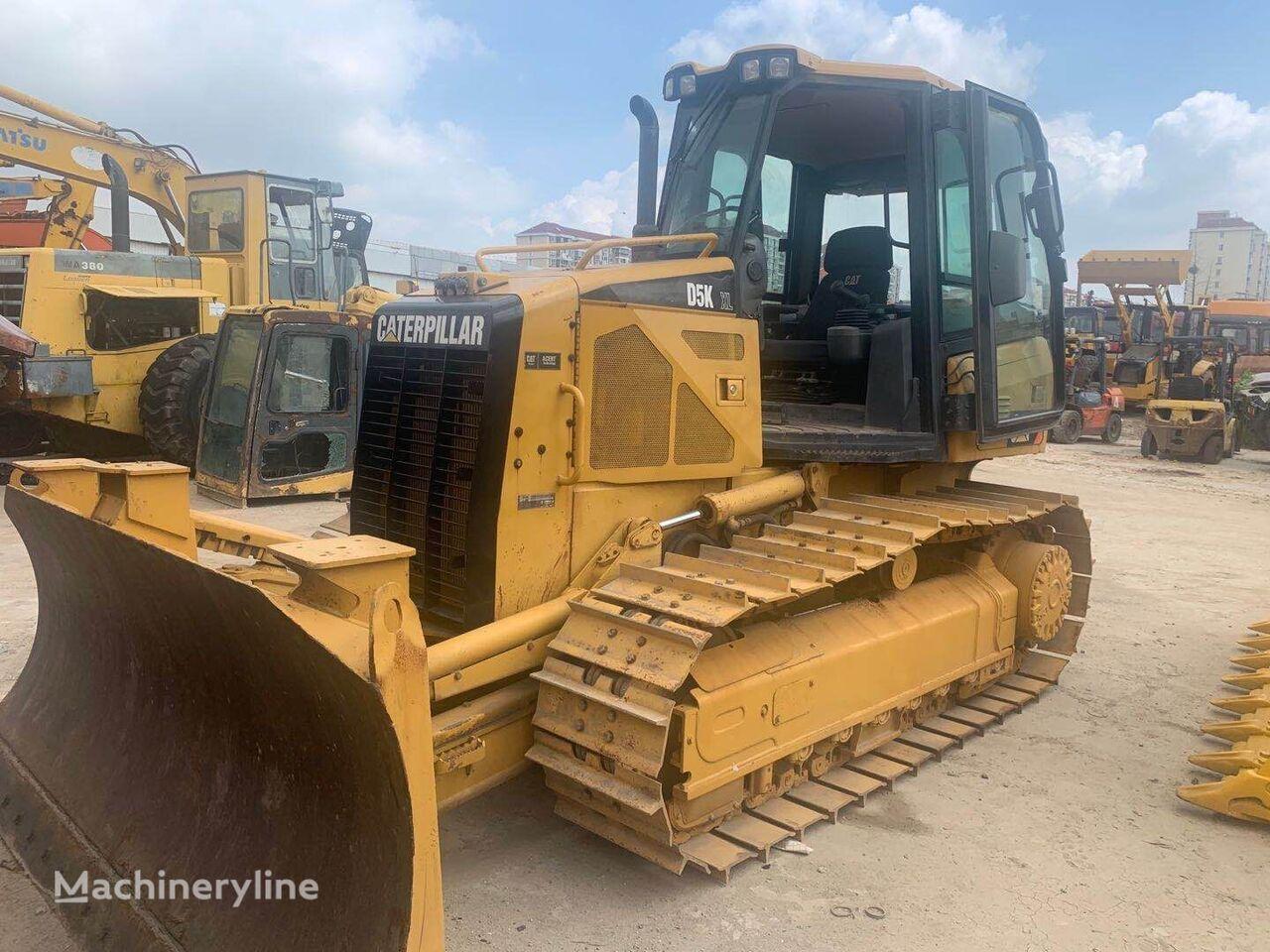 CATERPILLAR USED CAT  D5K  JAPAN  HYDRAULIC  BULLDOZER bulldozer