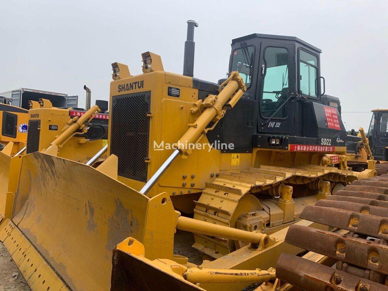 SHANTUI USED  SHANTUI SD22  HYDRAULIC  BULLDOZER bulldozer