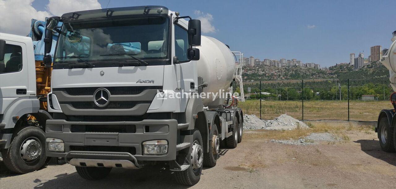 MERCEDES-BENZ 2014 camión hormigonera
