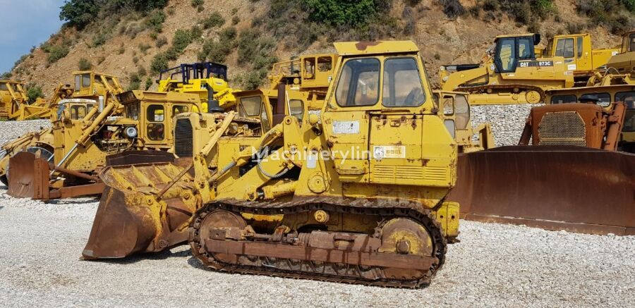 CATERPILLAR 955L cargadora de cadenas