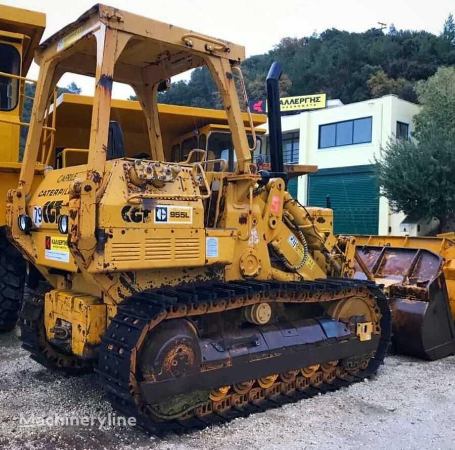 CATERPILLAR 955L 8Y cargadora de cadenas