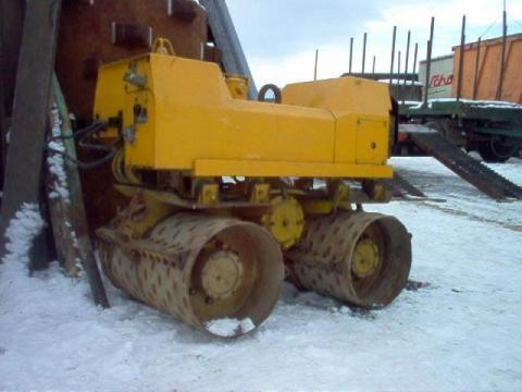 compactador de asfalto RAMMAX