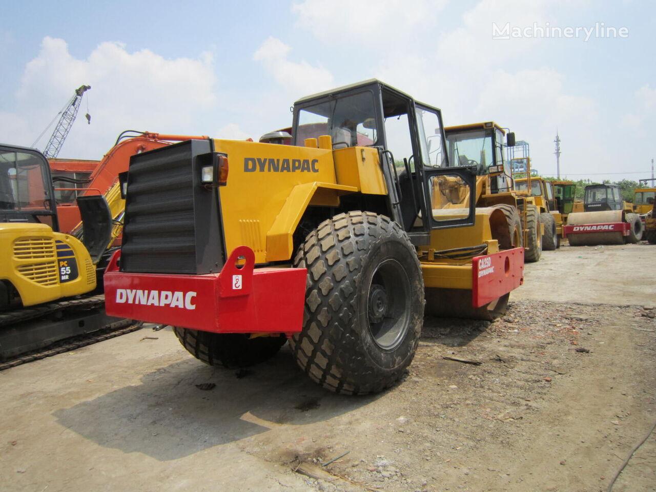 DYNAPAC CA25D compactador de tierra