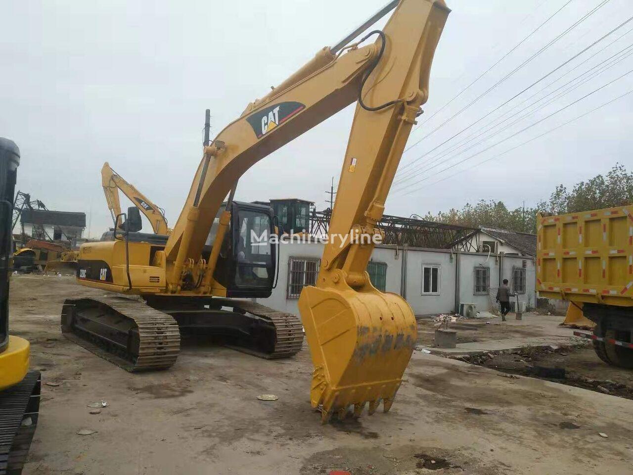 CATERPILLAR 320C  excavadora de cadenas