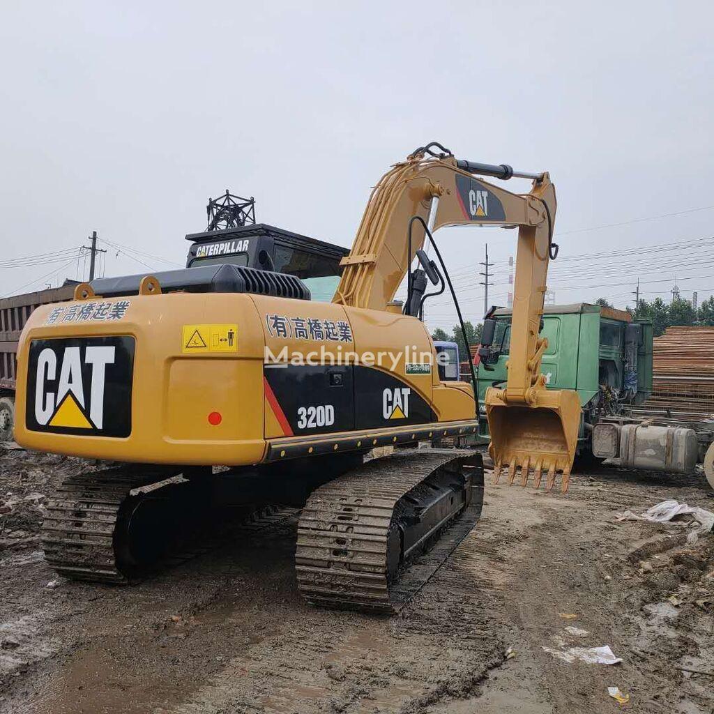 CATERPILLAR 320D  excavadora de cadenas