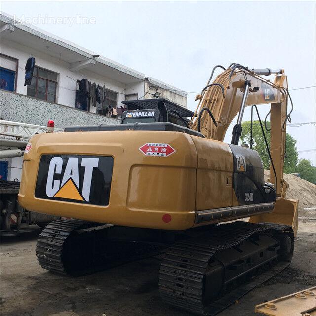 CATERPILLAR 324D excavadora de cadenas