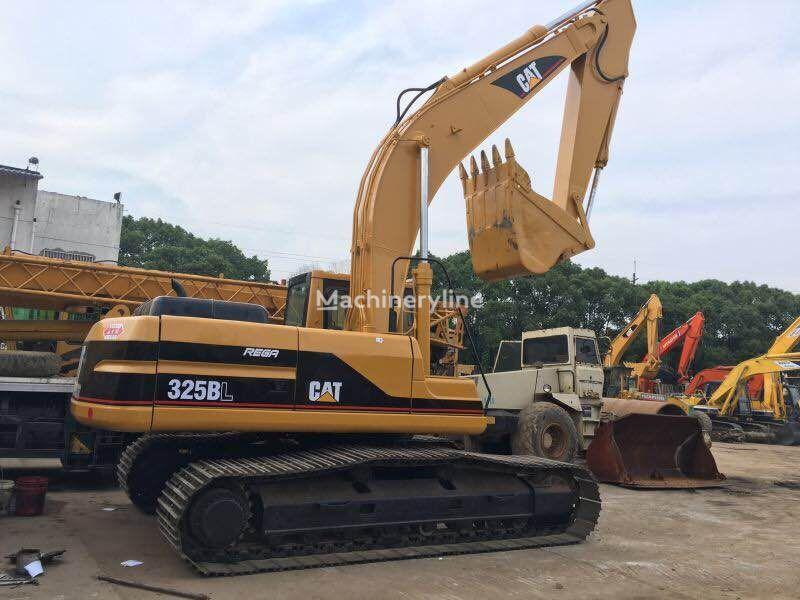 CATERPILLAR 325BL excavadora de cadenas
