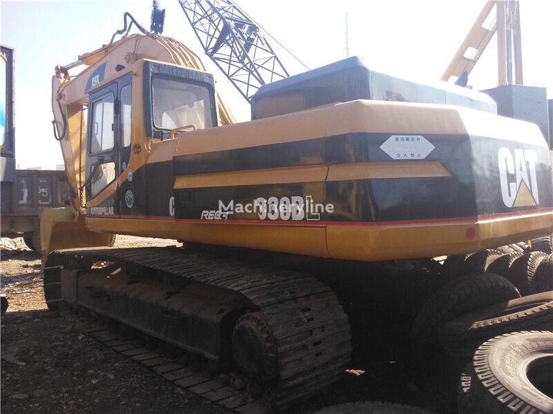 CATERPILLAR 330BL excavadora de cadenas