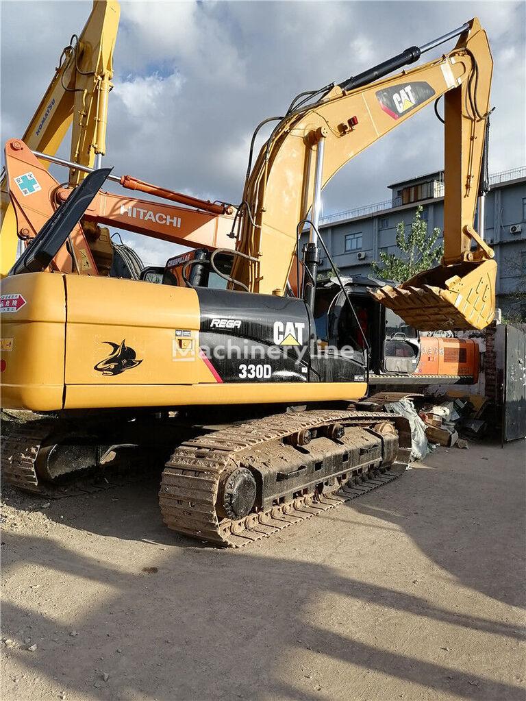 CATERPILLAR 330D excavadora de cadenas