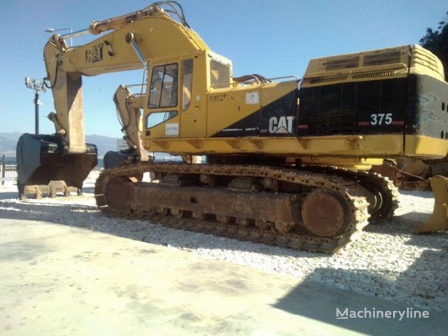 CATERPILLAR 375ME excavadora de cadenas