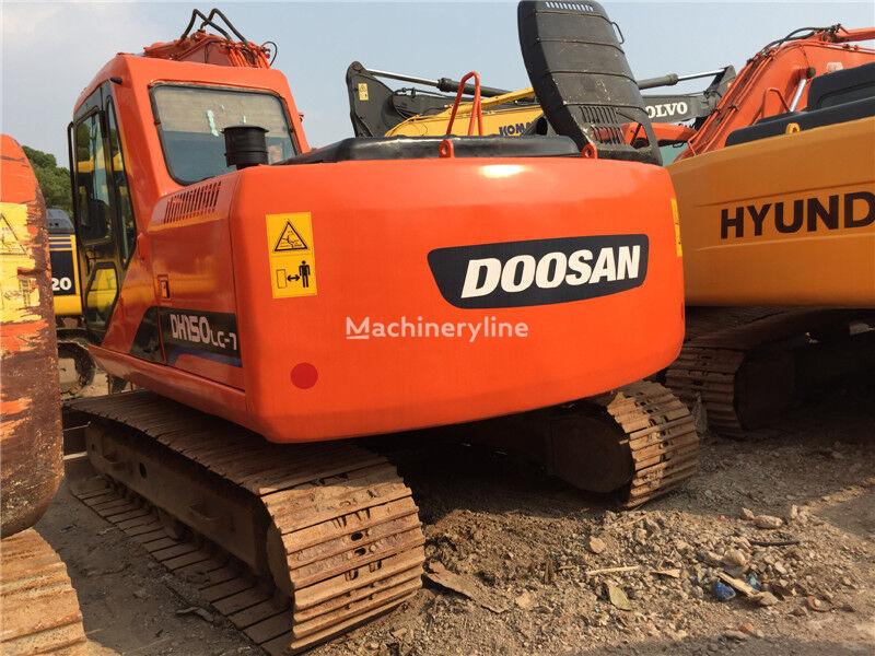 DOOSAN DH150 excavadora de cadenas