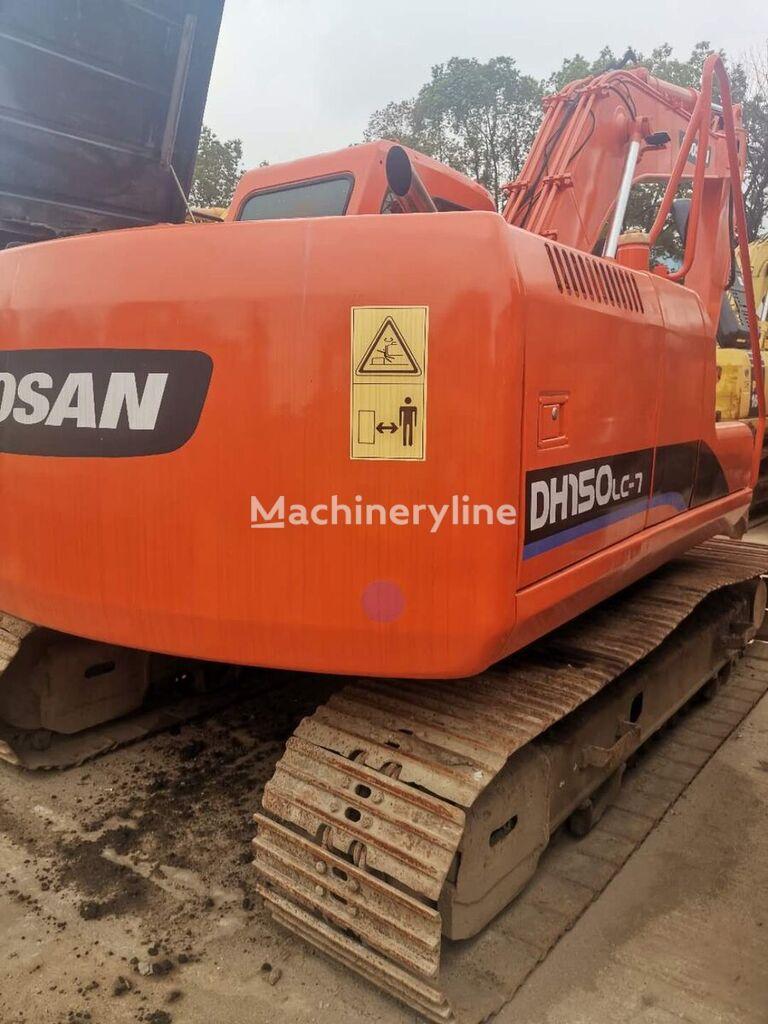 DOOSAN DH150LC-7 excavadora de cadenas