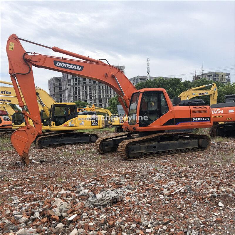DOOSAN DH300LC excavadora de cadenas