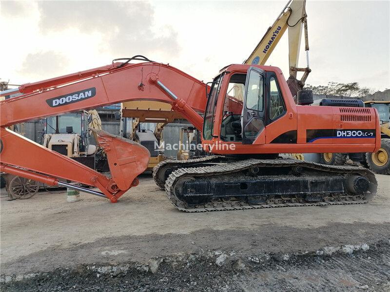 DOOSAN DH300LC-7 excavadora de cadenas