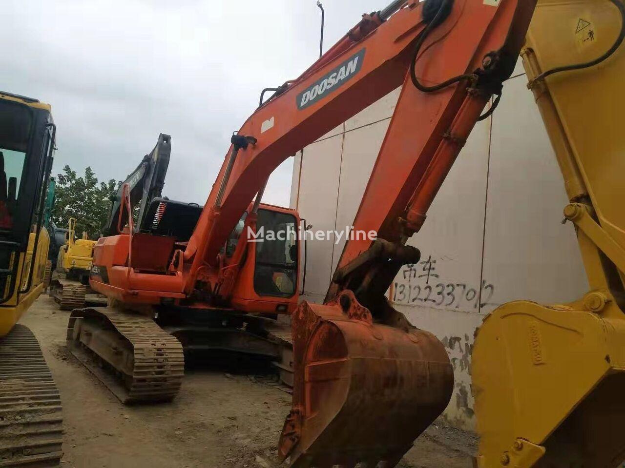DOOSAN HD225LC-7 excavadora de cadenas