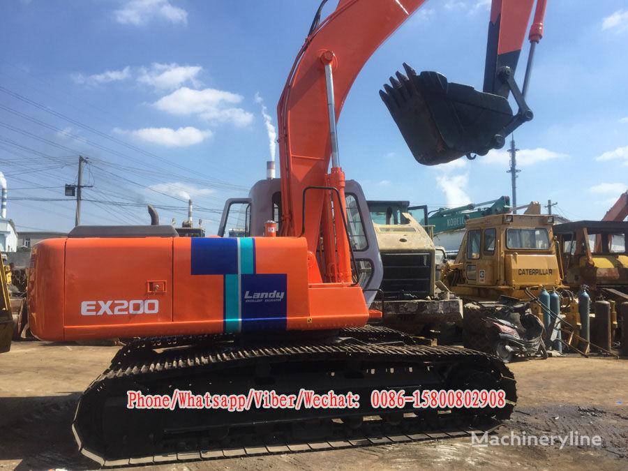 HITACHI EX200-2 excavadora de cadenas