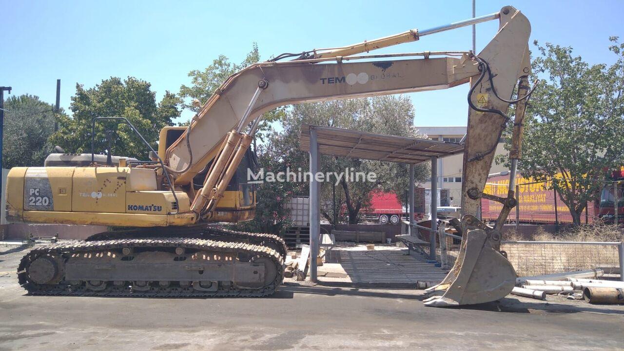KOMATSU PC 220 excavadora de cadenas